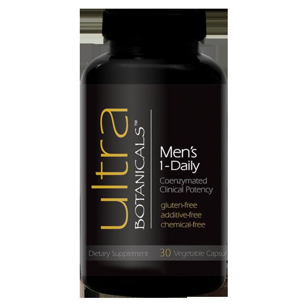 Ultra Botanicals Men's 1-Daily