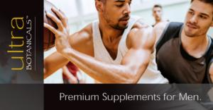 Ultra Botanicals Premium Men's SlideB